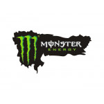 Наклейка Monster Energy v1