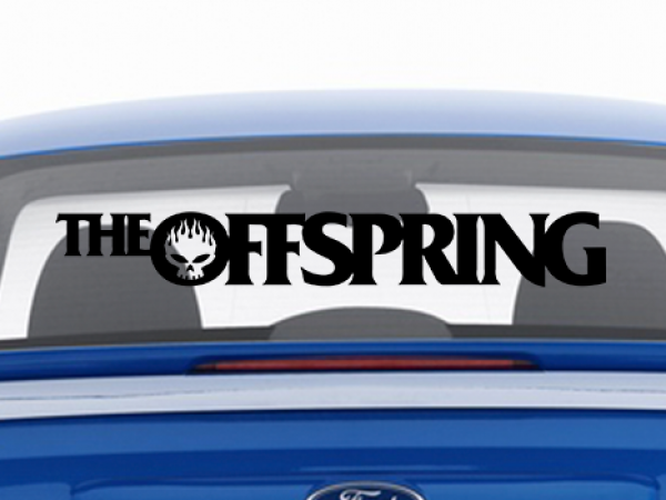Наклейка The Offspring